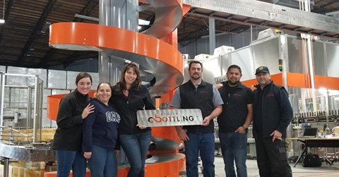 Infinity Bottling Team, Napa Valley, American Canyon, CA 94503